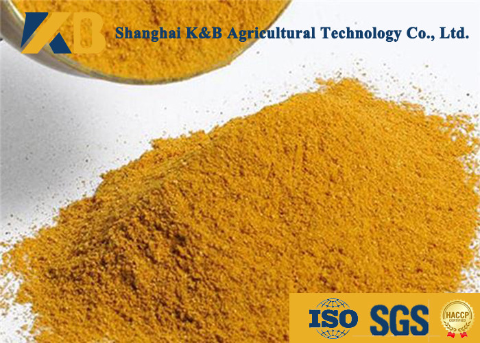 Dried Powder Corn Gluten Meal Feed Additive NO Harmful Substances With OEM Brand Bag